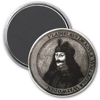 Vlad Tepes 3 Inch Round Magnet