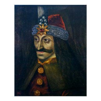 Vlad Tepes Canvas Print (24x30)