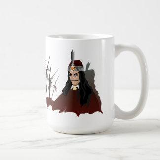Vlad Ţepeş Classic White Coffee Mug