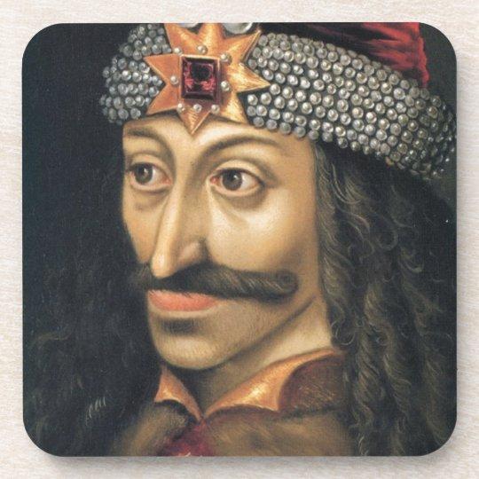 Vlad Tepes [Count Dracula] Beverage Coaster