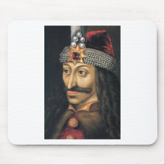 Vlad Tepes [Count Dracula] Mouse Pad