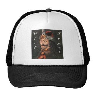 Vlad Tepes with name in Blackadder Trucker Hat