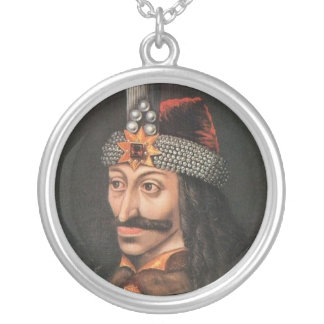 Vlad Teppes Silver Necklace
