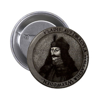Vlad the Impaler 2 Inch Round Button
