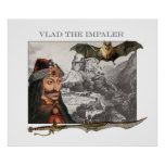 Vlad the Impaler 2 Print