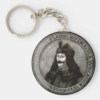 Vlad the Impaler [Count Dracula] Keychain
