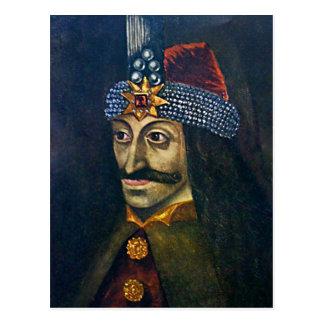 Vlad the Impaler (Dracula) Postcards