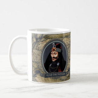 Vlad The Impaler Historical Mug