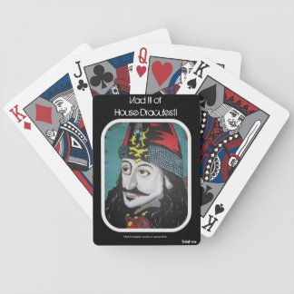 'Vlad the Impaler' Playing Cards