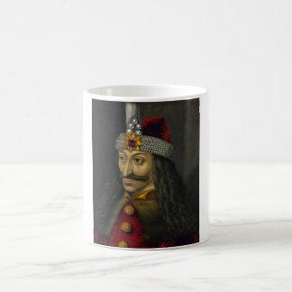 Vlad the Impaler Portrait Classic White Coffee Mug