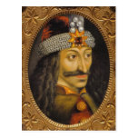 Vlad the Impaler Postcard