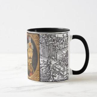 Vlad the Impaler Tri-Design Mug
