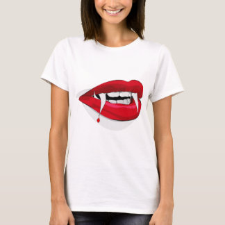 Vladdy Fangs Happy Vampire T-Shirt