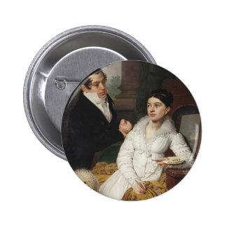Vladimir Borovikovsky- Portrait of A. G. &Lobanov Buttons