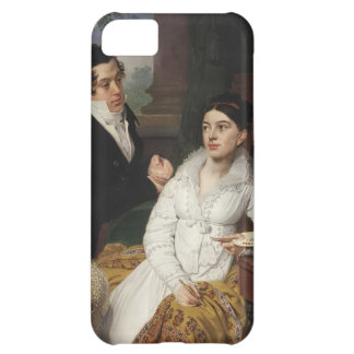 Vladimir Borovikovsky- Portrait of A. G. &Lobanov iPhone 5C Case