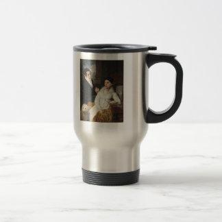 Vladimir Borovikovsky- Portrait of A. G. &Lobanov Coffee Mugs