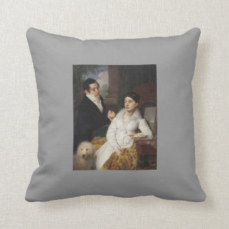 Vladimir Borovikovsky- Portrait of A. G. &Lobanov Pillow