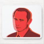 Vladimir de Putin Alfombrillas De Ratones