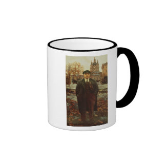 Vladimir Ilyich Lenin  at Smolny, c.1925 Coffee Mugs