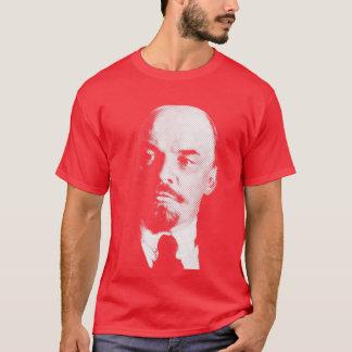 Vladimir Ilyich Lenin White Portrait Shirt