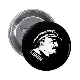 Vladimir Lenin Button
