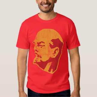 vladimir lenin cccp portrait t shirt