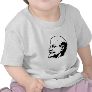 Vladimir Lenin Face Tee Shirt