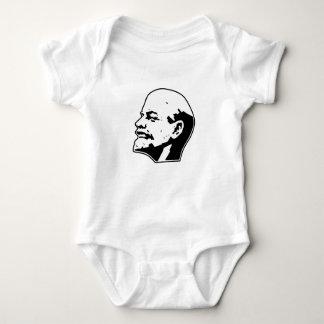 Vladimir Lenin hace frente Body Para Bebé