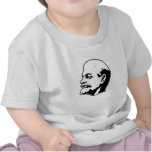 Vladimir Lenin hace frente Camiseta