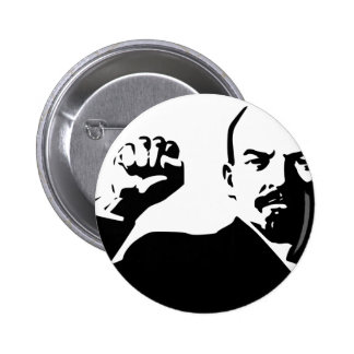 Vladimir Lenin Pin Redondo 5 Cm