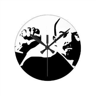 Vladimir Lenin Round Clocks