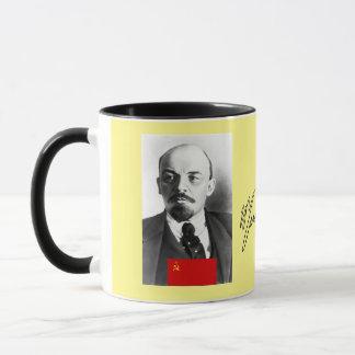 Vladimir Lenin Signature Mug