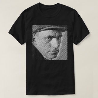 Vladimir Mayakovsky close-up (Маяковский) T-Shirt