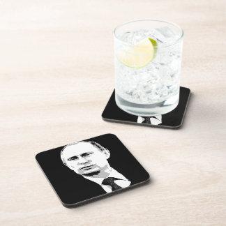 Vladimir Putin Beverage Coaster