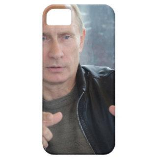 Vladimir Putin iPhone 5/5S Covers