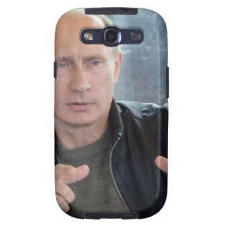 Vladimir Putin Samsung Galaxy SIII Cover