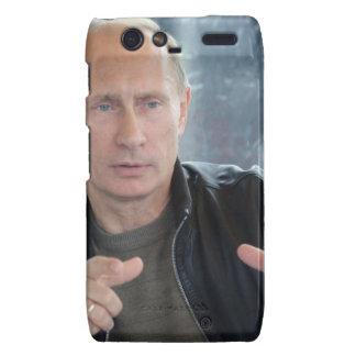 Vladimir Putin Droid RAZR Covers
