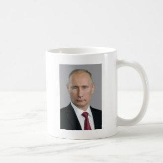 Vladimir Putin Classic White Coffee Mug