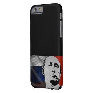 Vladimir Putin comunista Funda De iPhone 6 Barely There