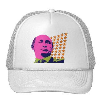 Vladimir Putin con las estrellas Gorro De Camionero