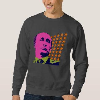 Vladimir Putin con las estrellas Sudadera