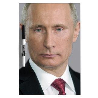 Vladimir Putin Dry Erase Whiteboards