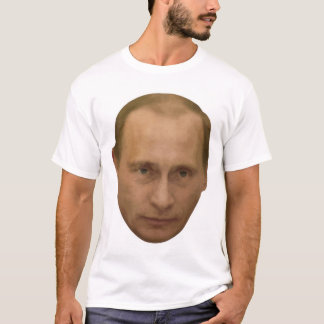 Vladimir Putin FACE T-Shirt