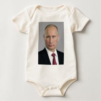 Vladimir Putin Gear Baby Bodysuit