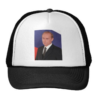 Vladimir Putin Gear Trucker Hat