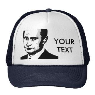 Vladimir Putin Gorro De Camionero