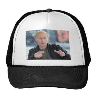 Vladimir Putin Trucker Hat