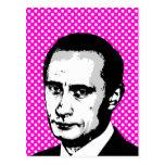 Vladimir Putin Postales