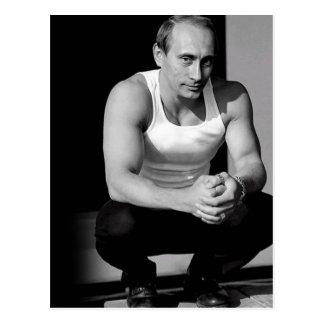 Vladimir Putin Postcards