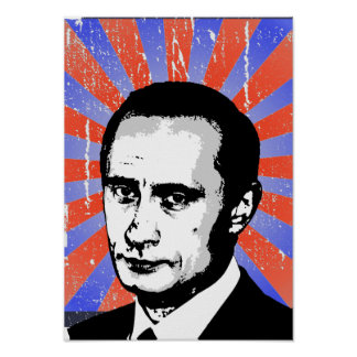 Vladimir Putin Print